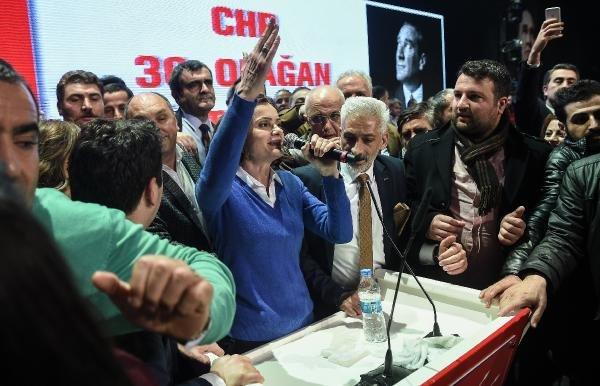 Kaftancıoğlu: Mustafa Kemal'in askeri değil yoldaşıyız