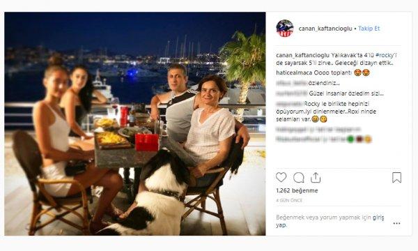 Canan Kaftancıoğlu'nun CHP'lileri kızdıran paylaşımı