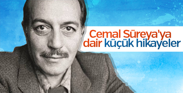 Yazar ve şair hikayeleri: Cemal Süreya