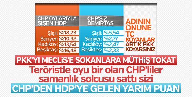 HDP'li Ertuğrul Kürkçü'den CHP'lileri kızdıran paylaşım