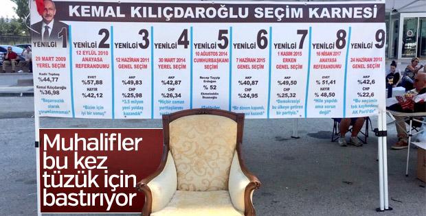 CHP'li muhalifler tüzük kurultayını hedefliyor