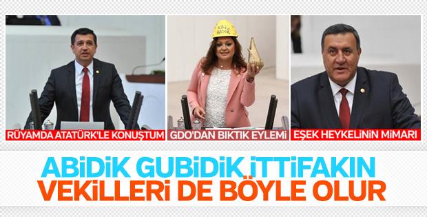 CHP'den gönderilen vekilleri Kılıçdaroğlu seçti