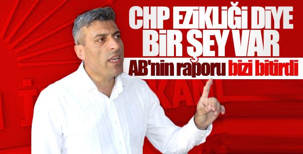 CHP, AB'nin Türkiye raporunu kabullendi