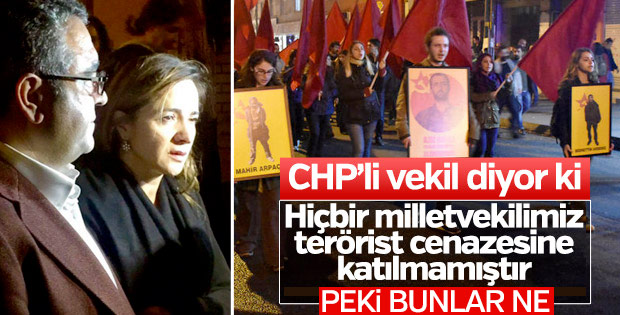 CHP'li Emre: Vekillerimiz terörist cenazesine gitmedi