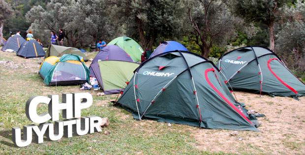 Buca'da 'uyuma' temalı festival
