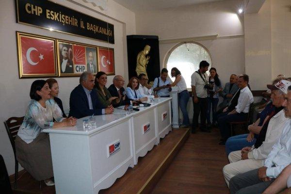 CHP adayı: Ramazan Bayramı'nı Atatürk armağan etti