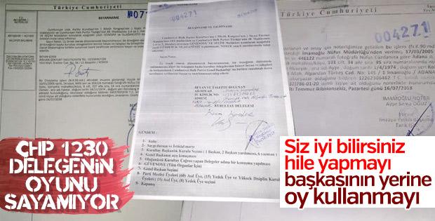 CHP'de kurultay sesleri: 600'ü aşkın imza toplandı