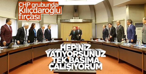 CHP kaynıyor: Kılıçdaroğlu milletvekillerini azarladı