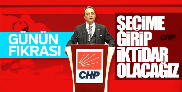 Bülent Tezcan: CHP iktidar olacak