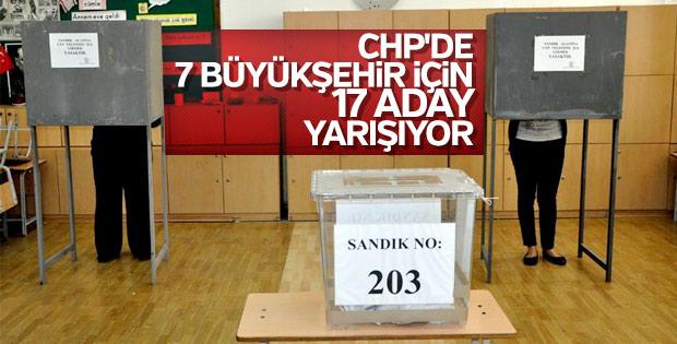 CHP kulislerinde yerel seçim hareketliliği başladı