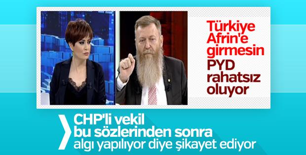 CHP'li Aytuğ Atıcı tepkilere cevap verdi