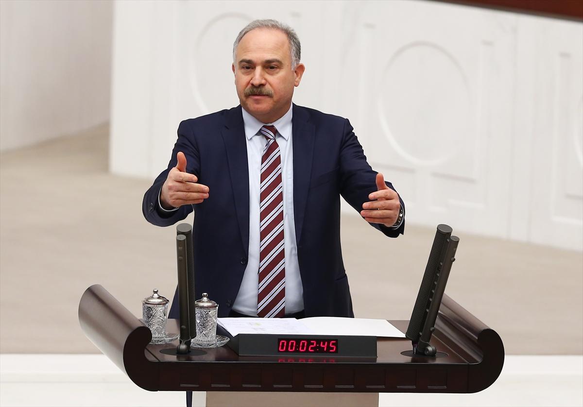 Meclis'te Abdülhamit tartışması