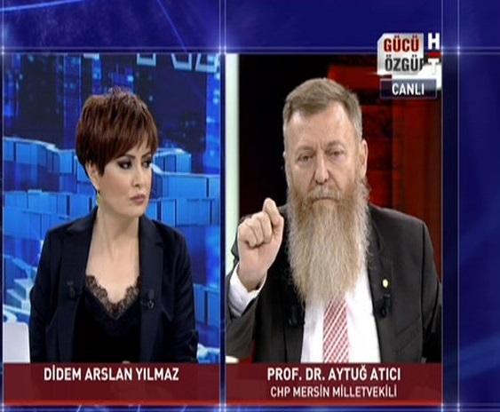 CHP'li Aytuğ Atıcı Afrin operasyonuna işgal dedi