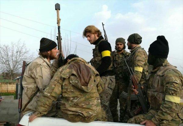 Cinderes'teki teröristler SİHA'lardan kaçamadı