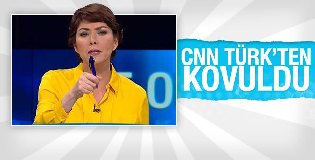 CNN Türk'te Şirin Payzın'ın görevine son verildi