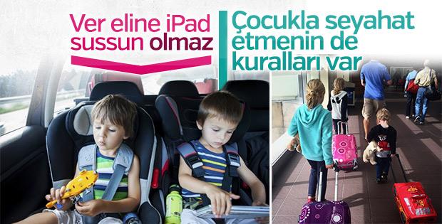 Çocuğunuzla ilk seyahatinizde dikkat etmeniz gerekenler