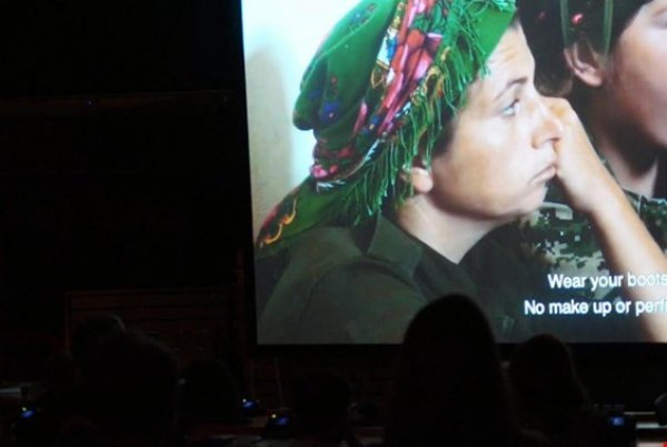 Terror propaganda in the EP: PKK documentary screening