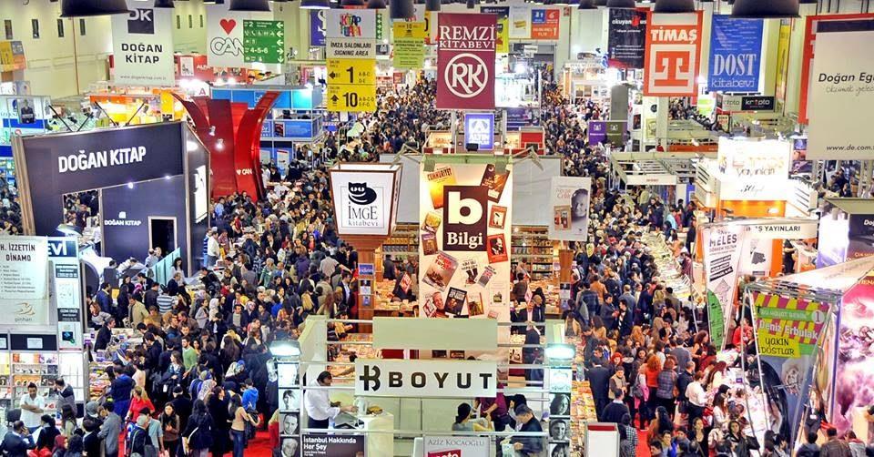 Image result for 36. Uluslararası İstanbul Kitap Fuarı