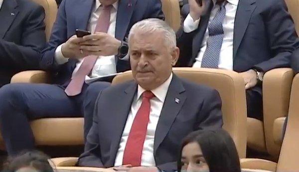 Başkan Erdoğan Beştepe'de