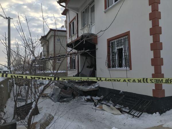 Konya'da ev yangını: 4 ölü