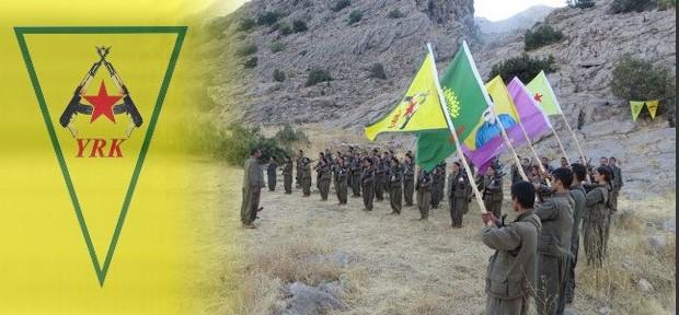 PKK'nın İran uzantısı YRK ile ilgili görsel sonucu