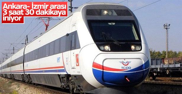 İzmir- Ankara YHT projesi 2020'de tamamlanacak