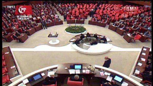 HDP'liler Süleyman Soylu'nun yeminini izlemedi