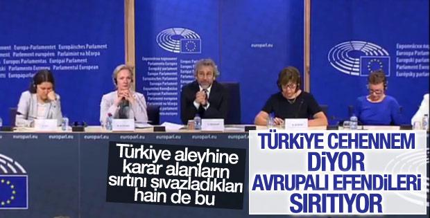 Can Dündar: Türkiye bir cehennem
