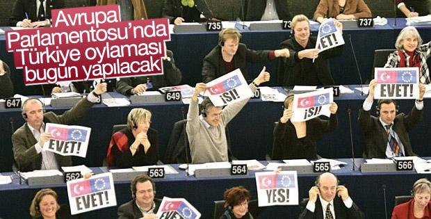 Müzakerelerin dondurulması tasarısı bugün oylanacak