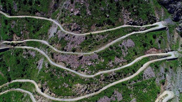 Trabzon-Bayburt dağ yolu turizme kazandırılacak