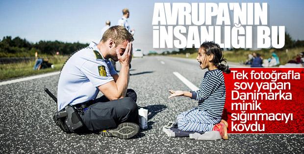 Danimarka'ya giden mülteci kızın hazin sonu