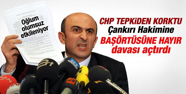 Eminağaoğlu'ndan ortaöğretimde başörtüsüne iptal davası
