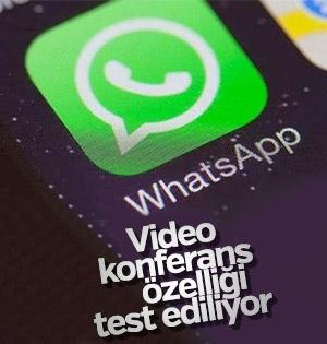 WhatsApp videoya beklenen özellik geldi