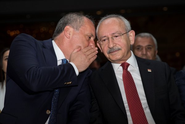Turkish opposition leader is about to lose his chair