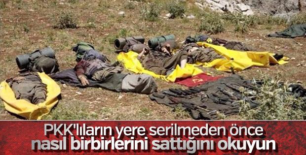Tunceli'de 6 PKK'lının öldürüldüğü operasyonun detayları