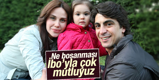 Demet Şener: İbo'yla çok mutluyuz