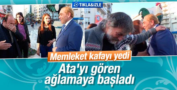 Denizlilerin Atatürk sevgisi