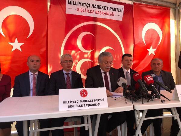 MHP'li Adan: MHP'ye Kürt seçmen oy vermez ifadesi suçtur
