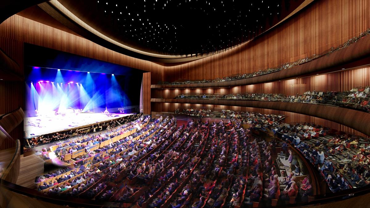 AKM´nin yerine opera binası inşa edilecek