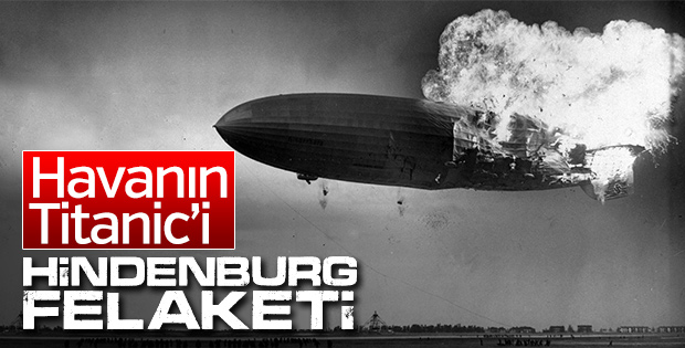 Hindenburg felâketi