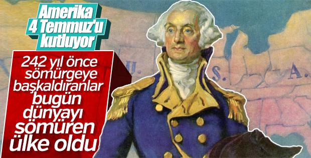 ABD bağımsızlığını ilan edeli 242 yıl oldu