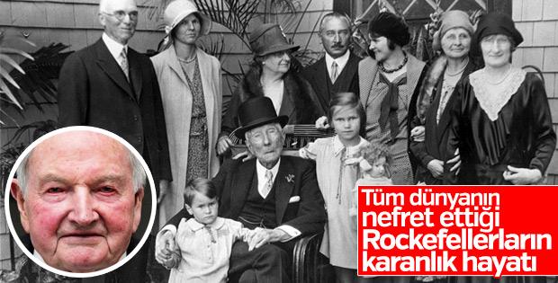 Kapkaranlık bir geçmiş: Rockefeller ailesi
