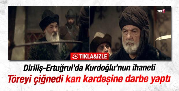 Diriliş Ertuğrul'da Kurdoğlu Süleyman Şah'a darbe yaptı