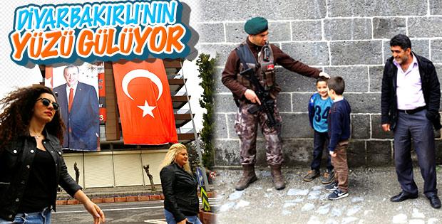 Diyarbakır'da Erdoğan heyecanı