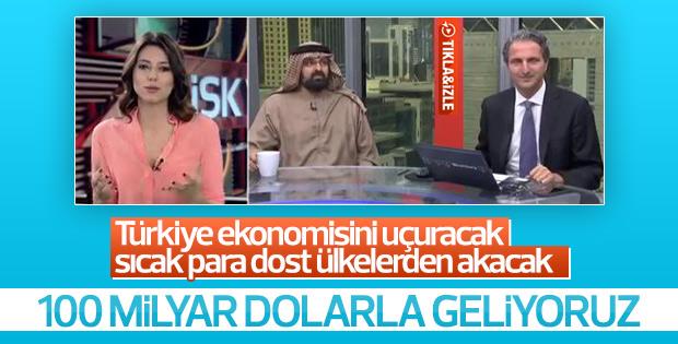 Türkiye'ye körfez ülkelerinden yatırım geliyor
