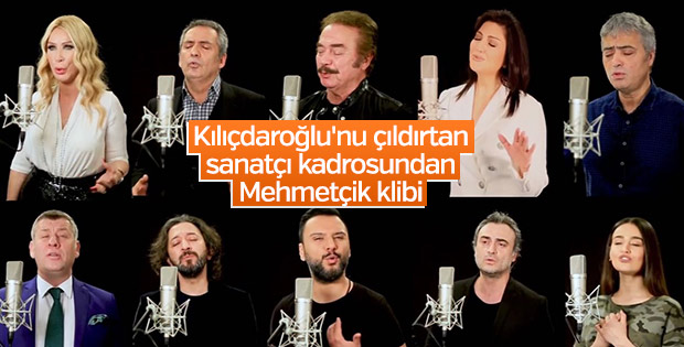 CHP'nin hakaret ettiği sanatçılardan Milletin Duası