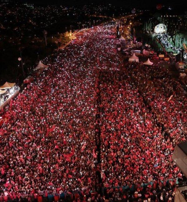 Başkan Erdoğan: Örgütün kolları kesildi