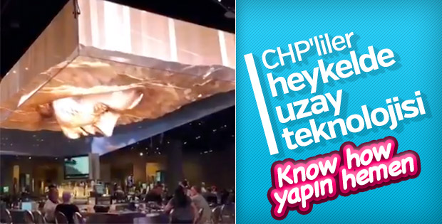CHP için 3 boyutlu dijital ekran fikri