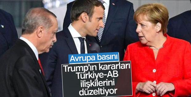 Financial Times: Türkiye ve AB arasındaki buzlar eriyor