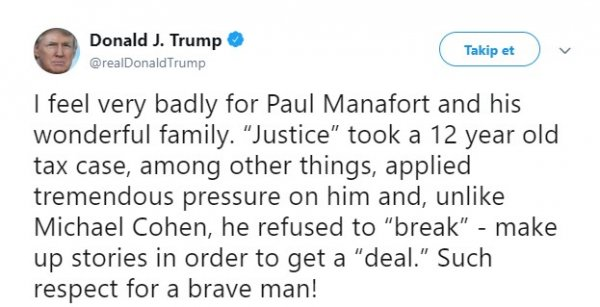 Eski avukatı Trump'ı korkuttu